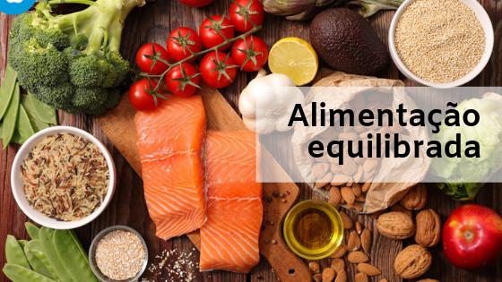 A importância de adotar uma alimentação equilibrada