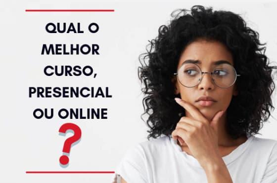 Qual a melhor opção cursos online reconhecidos pelo MEC ou curso presencial?