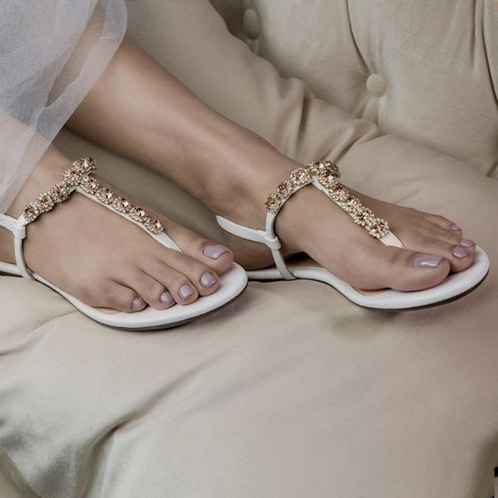 Rasteirinha de noiva