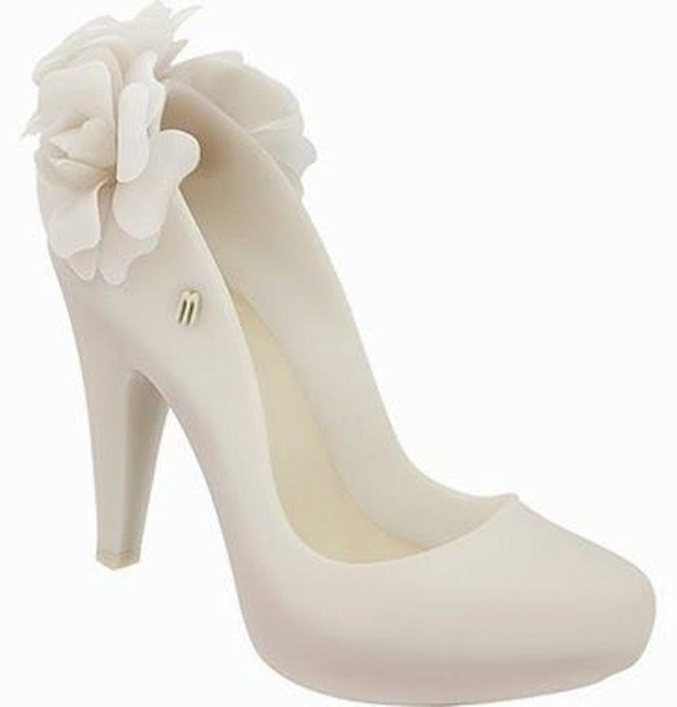 Sapato de melissa