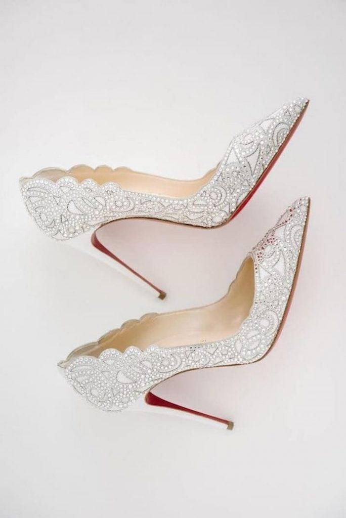 Sapatos noivas scarpin